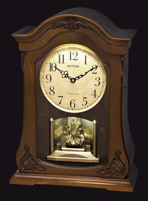 Christmas Clocks With Carols